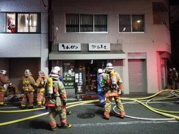 練馬 区 とんかつ 火災
